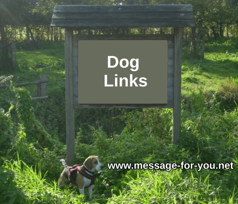 Dog Links Pages
