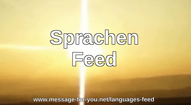 MFY Sprachen Feed