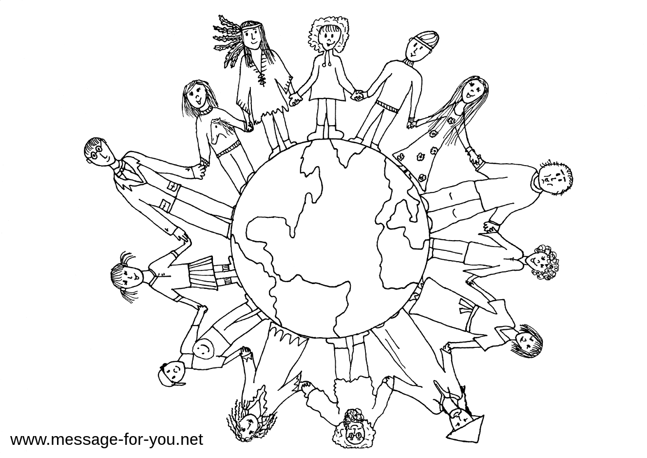 Free Colouring Pages To Download