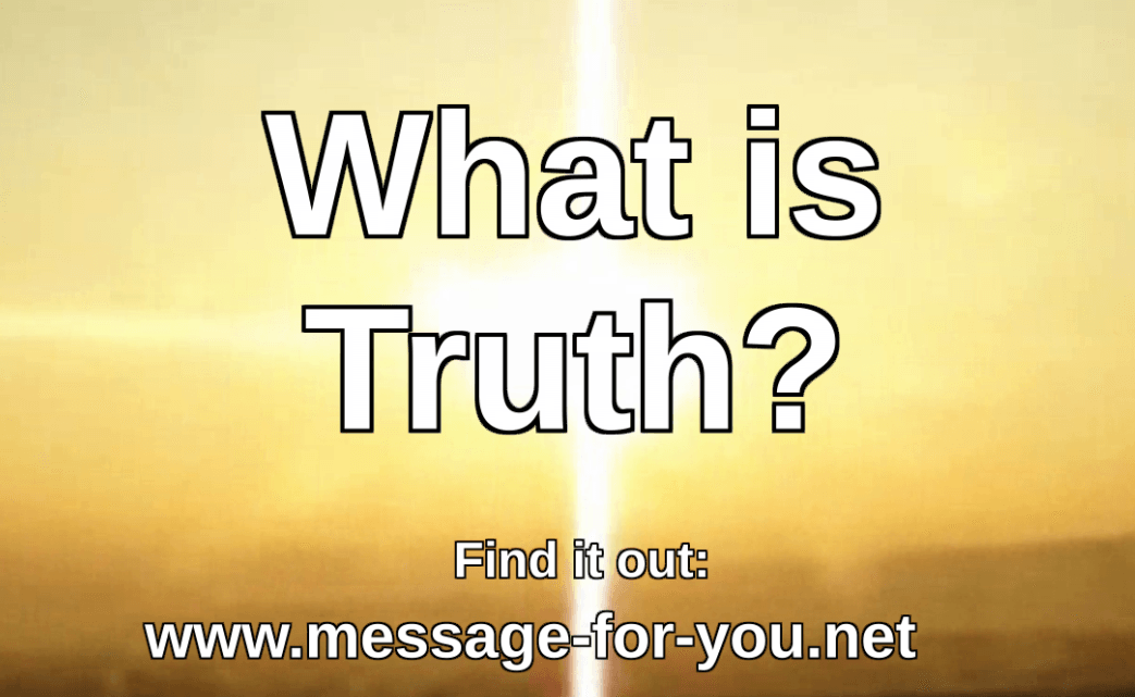 What Is Truth Search Find
